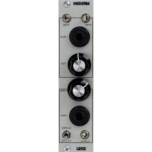 Pittsburgh InOut Multi-Purpose Input and Output Module- Eurorack Module