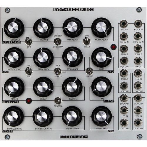 Pittsburgh Synthesizer Box - Semi-Modular Synthesizer Voice - Eurorack Module