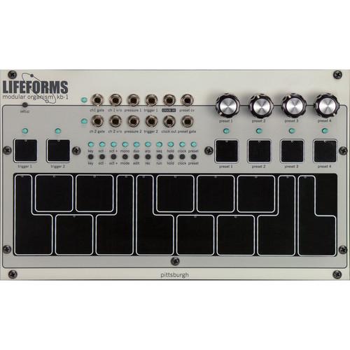 Pittsburgh Lifeforms KB-1 Pressure-Sensitive Keyboard Controller / Sequencer - Eurorack Module