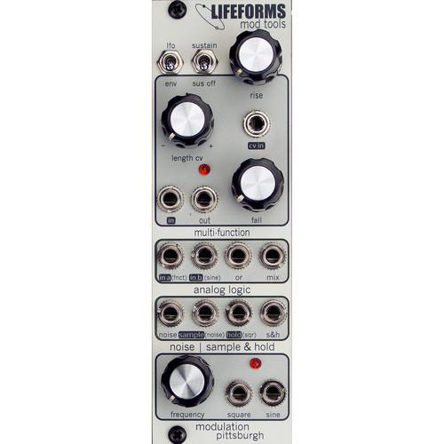 Pittsburgh Modular Lifeforms Mod Tools Multi-Function Modulation Eurorack Module