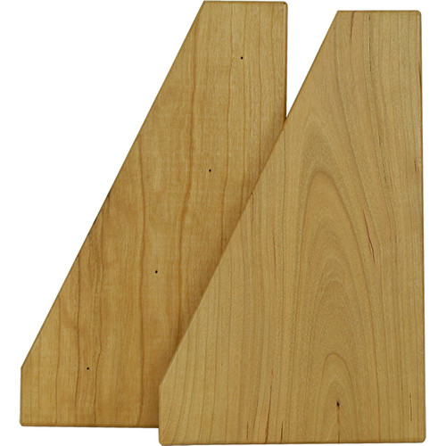 Pittsburgh Modular Double-Row Wood Sides for Cell DC Cases