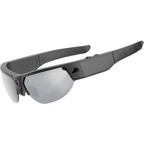 Pivothead Kudu Matte Black 1080p Video Recording Sunglasses