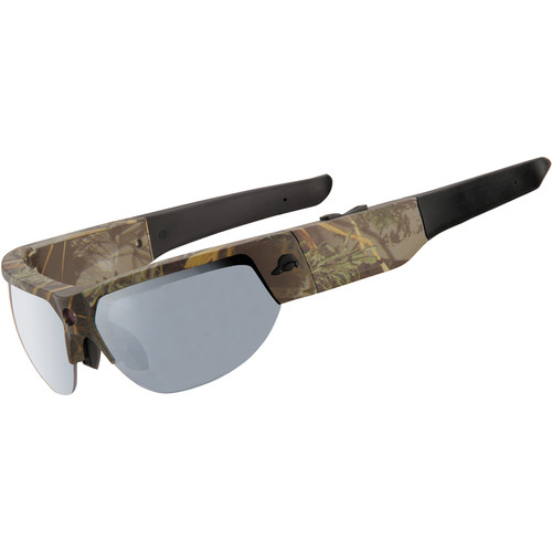 Pivothead Kudu Camo 1080p Video Recording Sunglasses