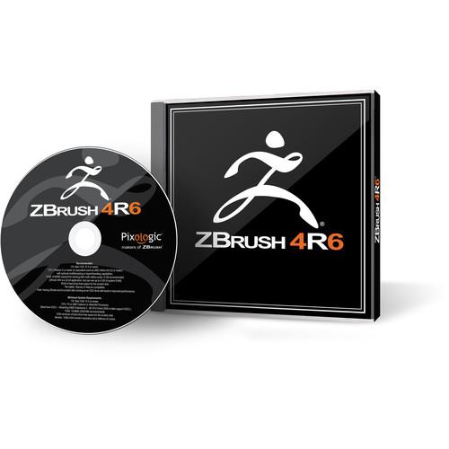 Pixologic Software Backup DVD for ZBrush's 4R6 Single User License