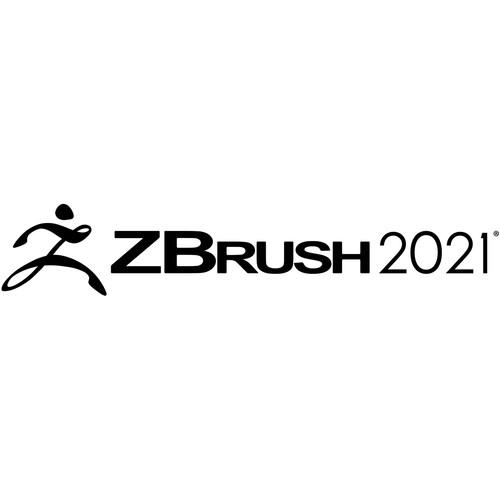 Pixologic ZBrush 2021 (DVD)