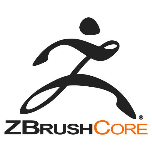 Pixologic Backup DVD for ZBrushCore 2018