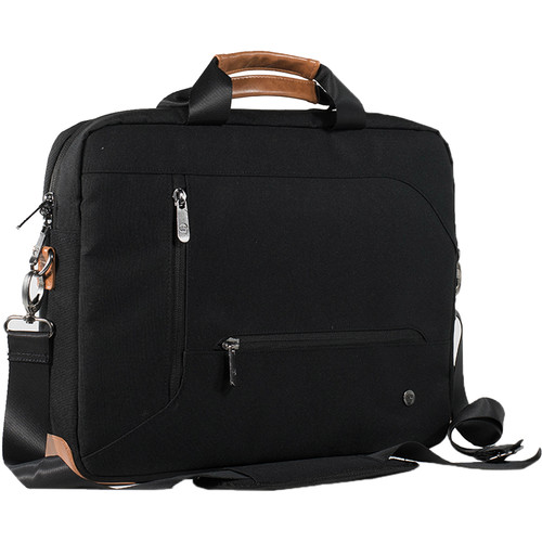 PKG International Annex Messenger Bag (Black)