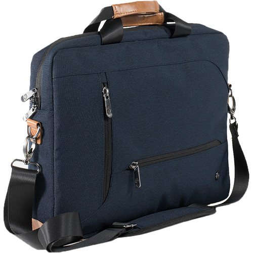 PKG International Annex Messenger Bag (Blue)