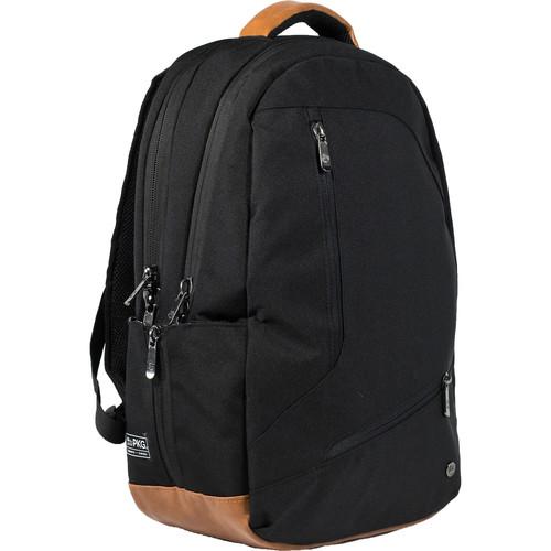 PKG International Durham High Volume Backpack (Black)