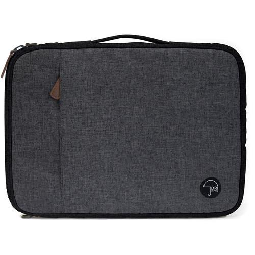 "PKG International LS01 Portable Sleeve for 13""/14"" Laptop (Dark Grey)"