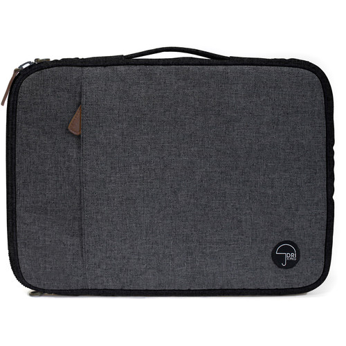 "PKG International LS01 Portable Sleeve for 13""/14"" Laptop (Dark Gray)"