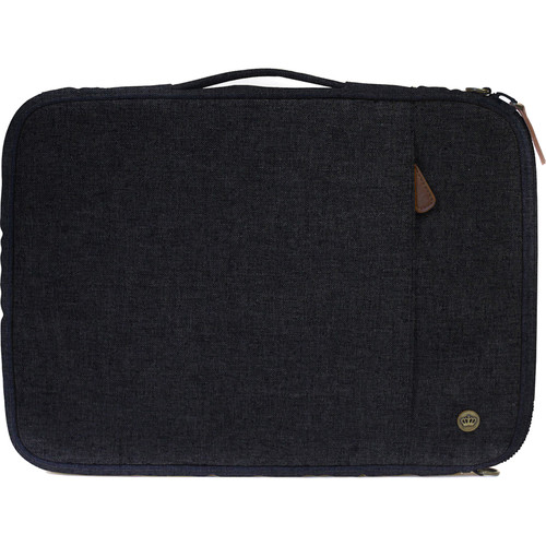 "PKG International LS01 Portable Sleeve for 15""/16"" Laptop (Black)"