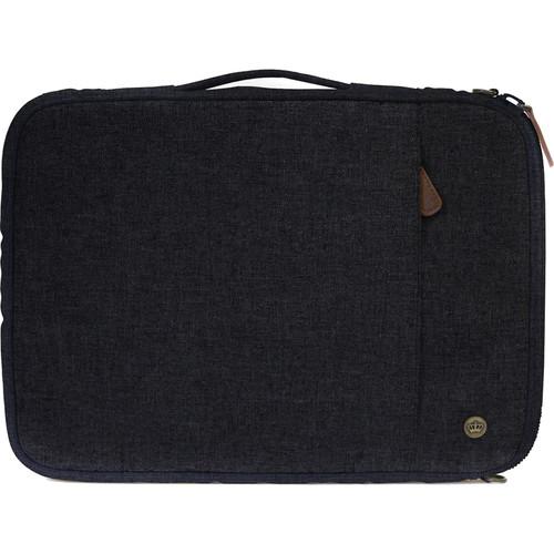 "PKG International Stuff II Portable Sleeve for 15/16"" Laptop (Black)"