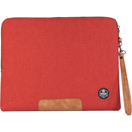 "PKG International Slouch 14"" Laptop Sleeve (Red)"