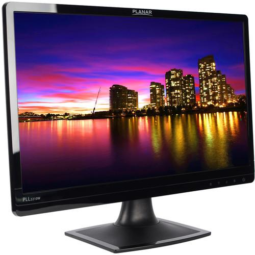 """Planar Systems PLL2210W 21.5"""" 16:9 LCD Monitor"""