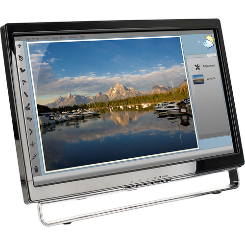 "Planar Systems PXL2230MW 21.5"" 16:9 Touchscreen LCD Monitor"