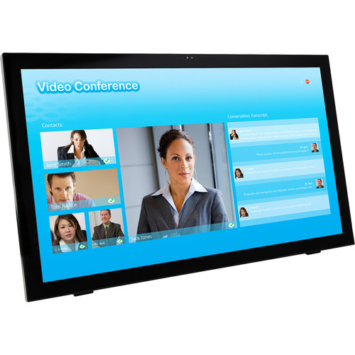 """Planar Systems PCT2485 24"""" 16:9 Multi-Touch LCD Monitor"""