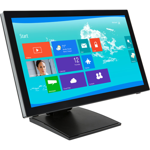 """Planar Systems PCT2265 21.5"""" 16:9 Multi-Touch LCD Monitor"""