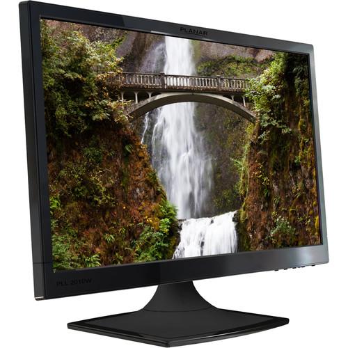 """Planar Systems PLL2010W 20"""" 16:9 LCD Monitor"""