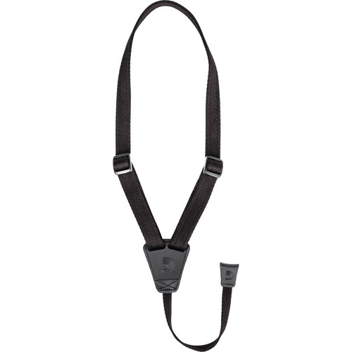Planet Waves 19mm Ukulele Strap (Black)