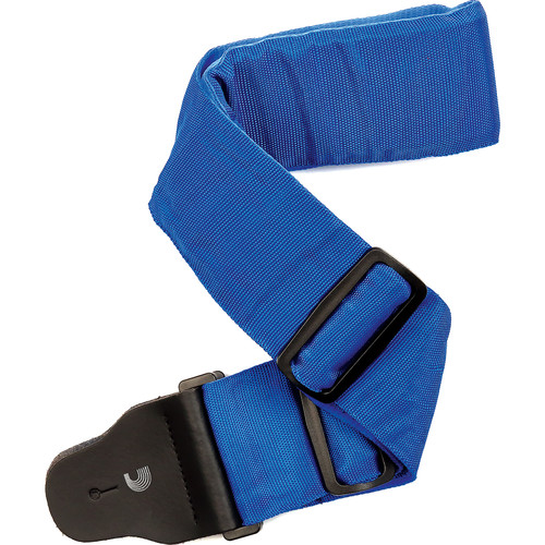 Planet Waves 74mm Padded Comfort Strap (Blue)