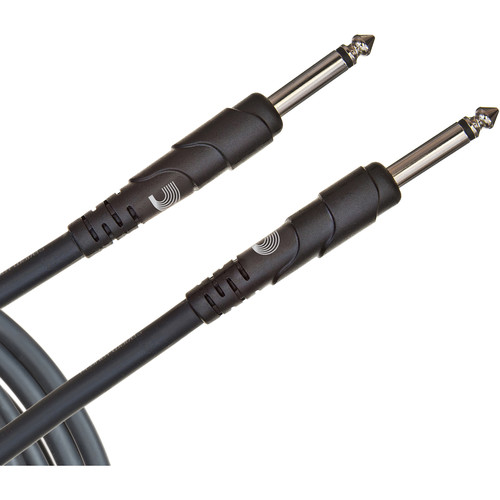 "Planet Waves 1/4"" to 1/4"" Classic Series Speaker Cable (3')"