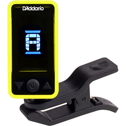 Planet Waves Eclipse Tuner (Yellow)