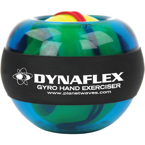 Planet Waves Dynaflex Gyro Hand Exerciser for Instrument Players