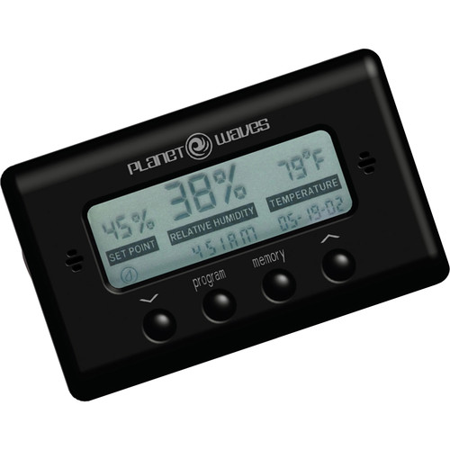 Planet Waves Digital Humidity & Temperature Sensor for Instrument Cases