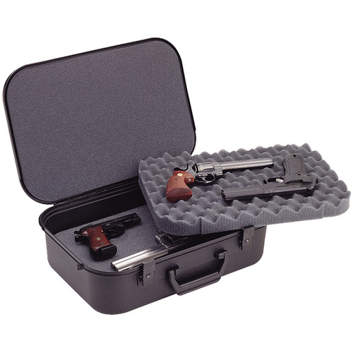 Plano XLT Four Pistol and Accessory Case