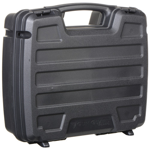 Plano SE Series 4-Pistol & Accessory Case (Black)
