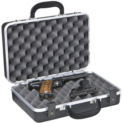 Plano DLX Two Pistol Case (Black)