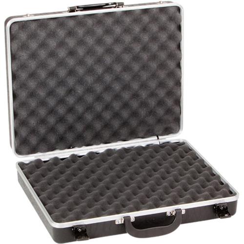 Plano DLX Four Pistol Case (Black)