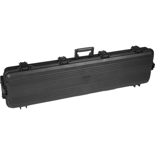 Plano All-Weather Double Scoped Rifle/Shotgun Wheeled Case (Black)