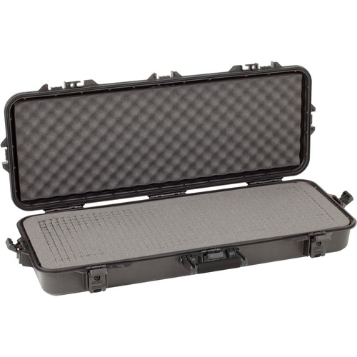 Plano All-Weather Takedown Case with Pluck Foam (Black)