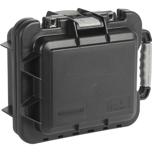 Plano Field Locker Medium Mil-STD Pistol Hard Case with Foam (Black)