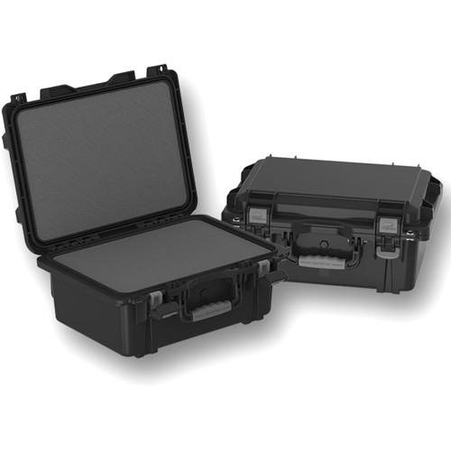 Plano Field Locker XL Military Spec Pistol Case with Foam (Black)