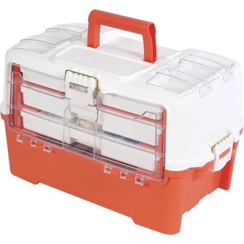 Plano Front Access Three-Tray Medical Box