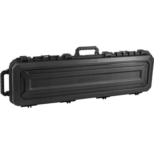 "Plano AW2 52""Wheeled Rifle/Shotgun Case with Foam Interior (Black)"