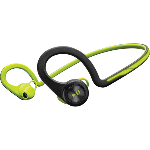 Plantronics BackBeat FIT Wireless Headphones with Mic (Green)