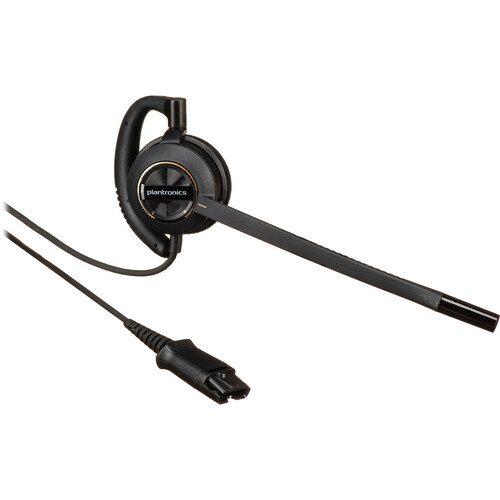 Plantronics EncorePro HW530 Over-the-Ear Headset