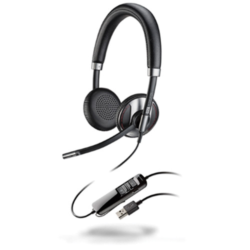 Plantronics Blackwire C725 USB Corded Stereo Headset