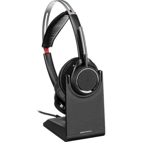 Plantronics Voyager Focus UC Bluetooth USB B825-M Headset (Microsoft)