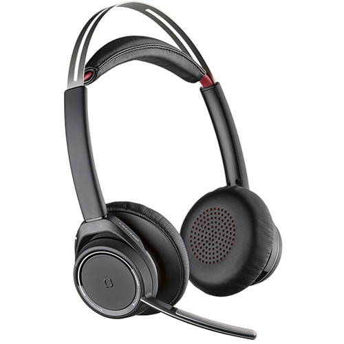 Plantronics Voyager Focus UC Bluetooth USB B825 Headset (Standard)