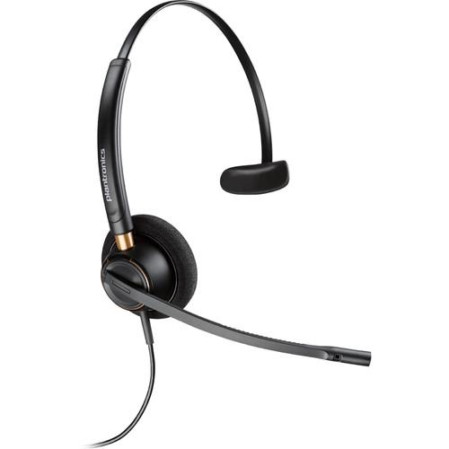 Plantronics HW510D Encore Pro 500 Over-the-Head Monaural Headset