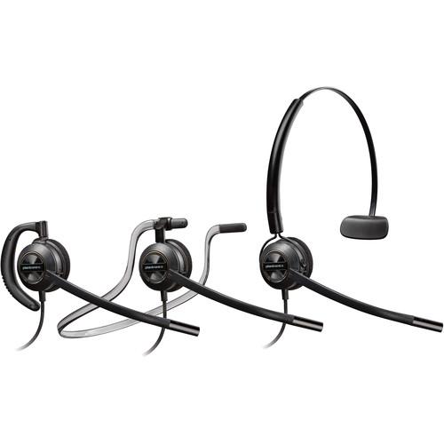 Plantronics HW540D Encore Pro 500 Convertible Monaural Headset