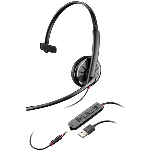 Plantronics Blackwire 315 Monaural Headset