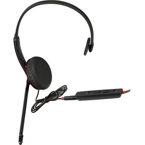 Plantronics Blackwire 315 Monaural Headset (Microsoft)