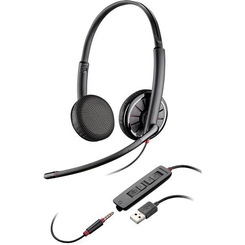 Plantronics Blackwire 325 Binaural Headset