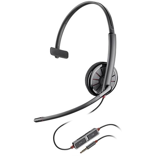 Plantronics Blackwire 215 Monaural On-Ear Headset